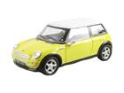 Imagem - Mini Cooper - Amarelo - 1:43