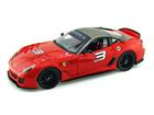 Ferrari: 599XX - Vermelha - 1:18