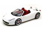 Ferrari: 458 Spider - Branca - 1:18