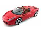 Ferrari: 458 Spider - Vermelha - 1:18