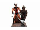 Imagem - Boneco Wolverine Brown Uniform - Marvel Select