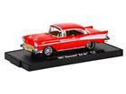 Chevrolet: Bel Air (1957) - Vermelho - Auto Drivers - 1:64