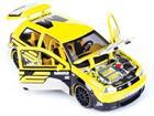 Volkswagen: Golf R32 - AllStars - 1:24