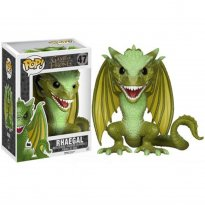 Imagem - Boneco Rhaegal - Game Of Thrones - Pop! 47 - Funko