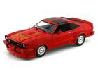 Imagem - Ford: Mustang II King Cobra (1978) - Vermelho - 1:18
