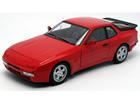 Porsche: 944 Turbo (1985) - Vermelho - 1:18