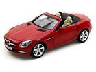 Mercedes-Benz: SLK-ClASS (2011) - Vermelha - 1:18