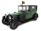Daimler: Queen Mary (1928) - Verde/Preto - 1:43
