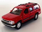Imagem - Chevrolet: Suburban (2001) - Vermelho - 1:39