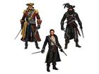 Imagem - Set: Golden Age Piracy 3 Pack - Assassin's Creed - McFarlane