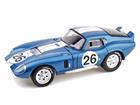 Ford: Shelby Daytona Cobra Coupe CSX 2601 (1965) Azul - 1:18