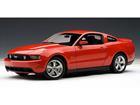 Ford: Mustang GT (2010) - Vermelho - 1:18