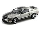 Ford: Shelby GT500 Super Snake (2008) - Prata - 1:18 - Shelby Collectibles