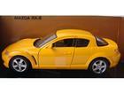 Imagem - Mazda: RX 8 - Amarelo - 1:24 - Motor Max