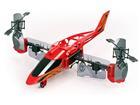 Imagem - Helicóptero Heli Twister - Vermelho - DTC