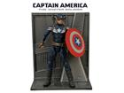 Boneco Captain America - The Winter Soldier  - Marvel Select