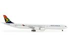 South African Airways: Airbus A340-600 - 1:500