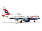 British Airways: Airbus A318 - 1:500