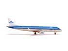 KLM Cityhopper: Embraer ERJ-190 - 1:500