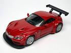 BMW: Z4 GT3 - Vermelha - 1:64