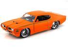 Pontiac: GTO Judge (1969) - Laranja - 1:24