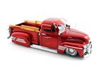 Chevrolet: Pickup (1951) - Vermelha - Bigtime Kustoms - 1:24 - Jada