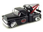 Chevrolet: Stepside Tow Truck (1955) - Preto - Bigtime Kustoms - 1:24
