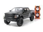 Imagem - Ford: F-150 SVT Raptor (2011) c/ Rodas Extras - Preto - Just Trucks - 1:24