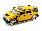 Hummer: H2 - Amarelo - Bigtime Kustoms - 1:24
