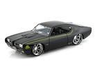 Pontiac: GTO Judge (1969) - Preto - 1:24