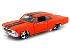 Chevrolet: Chevelle SS 396 (1966) - Laranja - AllStars - 1:24