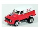 Ford: Panel Delivery (1955) - Wicked Wagons - 1:64