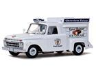 Ford: F-100 Pickup Good Humor Ice (1965) - Branco - 1:18