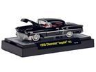 Chevrolet: Impala 283 (1958) - Preto - Auto Thentics - 1:64