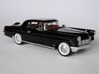 Lincoln: Continental Mark II (1956) - Preto - 1:24