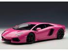 Lamborghini: Aventador LP700-4 (2011) - Rosa - 1:18