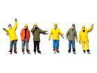 Imagem - Set Figuras de Trabalhadores Industriais - 1:50