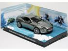 Diorama: Aston Martin V12 Vanquish - James Bond - 007 Die Another Day ( 007 Um Novo Dia para Morrer) - 1:43