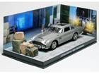 Diorama: Aston Martin DB5 - James Bond - 007 Goldfinger - 1:43
