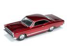 Ford: Mercury Comet Cyclone (1966) - Vermelho - Vintage Muscle - 1:64
