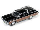 Imagem - Chevrolet: Kingswood Estate (1969) - Preto - Muscle Wagons - 1:64