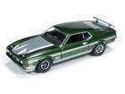 Imagem - Ford: Mustang Mach 1 (1971) - Verde Metálico - Top Gear BBC - 1:64