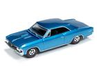 Chevrolet: Chevelle SS 396 (1966) - Azul Metálico - Car and Driver - 1:64