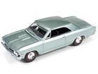 Imagem - Chevrolet: Chevelle SS 396 (1966) - Verde - Hemming - 1:64