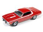 Plymouth: Road Runner (1973) - Vermelho - Muscle Machines - 1:64