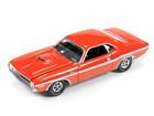 Dodge: Challenger R/T (1970) - Vermelho - Muscle Machines - 1:64