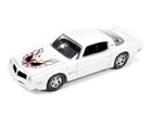 Imagem - Pontiac: Firebird T/A (1976) - Branco - Muscle Machines - 1:64