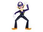 Imagem - Boneco Waluigi - Super Mario Bros - World Of Nintendo