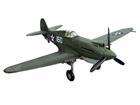 US Army: Curtiss P-40B Warhawk (Pearl Harbor, 1941) - 1:72