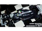 Imagem - Sauber Mercedes: C13 - A. de Cesaris #29 - Hockenheim (1994) - 1:43